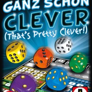Stalo žaidimas Ganz Schon Clever