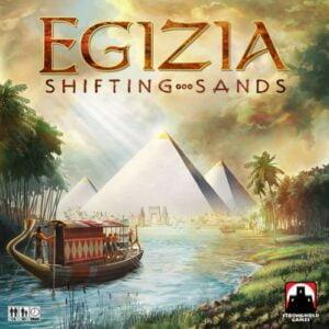 Stalo žaidimas Egizia Shifting Sands