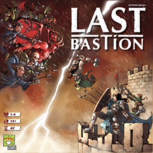 Stalo žaidimas Last Bastion
