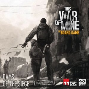 Stalo žaidimas This War of Mine Days of the Siege