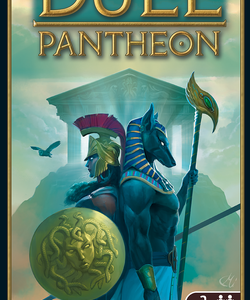 Stalo žaidimas 7 Wonders Duel - Pantheon
