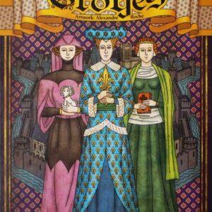 Stalo žaidimas Troyes: The Ladies of Troyes