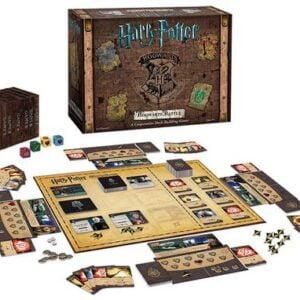 Stalo žaidimas Harry Potter: Hogwarts Battle