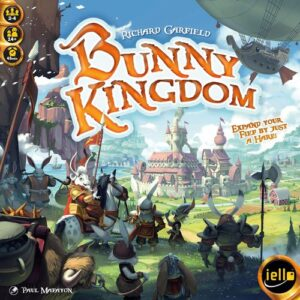 Stalo žaidimas Bunny Kingdom