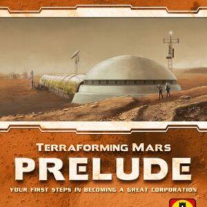 Stalo žaidimas Terraforming Mars Prelude