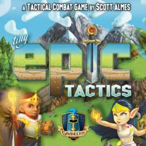 Stalo žaidimas Tiny Epic Tactics
