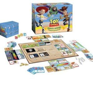 Stalo žaidimas Toy Story Battle Box