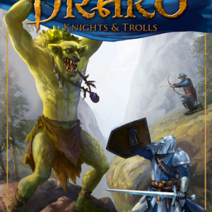 Stalo žaidimas Drako Trolls & Knights
