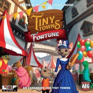 Stalo žaidimas Tiny Towns Fortune