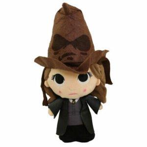 Funko SuperCute Plush - Hermione w/sorting hat