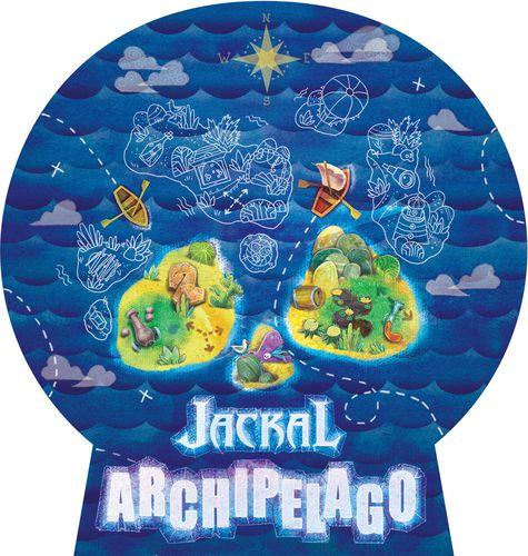 Stalo žaidimas Jackal Archipelago