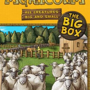 Stalo žaidimas Agricola All Creatures Big and Small – The Big Box