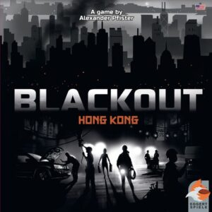 Stalo žaidimas Blackout Hong Kong