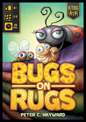 Stalo žaidimas Bugs On Rugs
