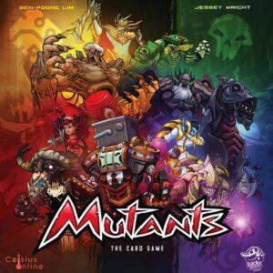 Stalo žaidimas Mutants