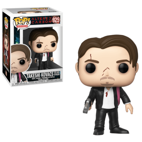 Funko POP! Altered Carbon - Takeshi Kovacs figūrėlė