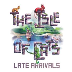 Stalo žaidimas The Isle of Cats Late Arrivals