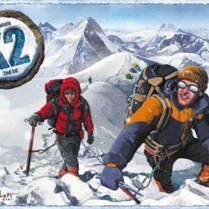 Stalo žaidimas K2