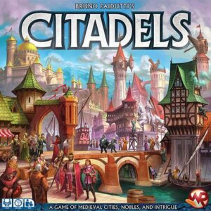 Stalo žaidimas Citadels (2016)