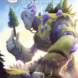 Stalo žaidimas Century Golem Edition