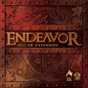 Stalo žaidimas Endeavor Age of Expansion