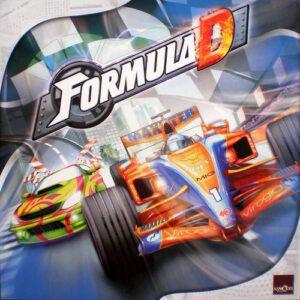 Stalo žaidimas Formula D