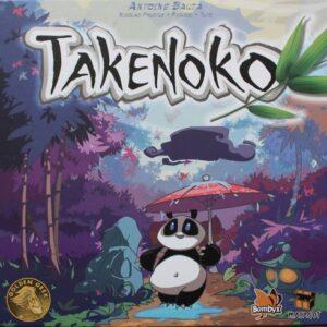 Stalo žaidimas Takenoko