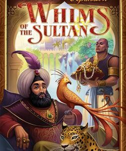 Stalo žaidimas Five Tribes - Whims of the Sultan