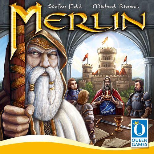 Stalo žaidimas Merlin
