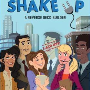 Stalo žaidimas Shake Up