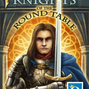 Stalo žaidimas Merlin Knights of the Round Table