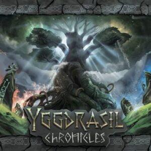 Stalo žaidimas Yggdrasil Chronicles