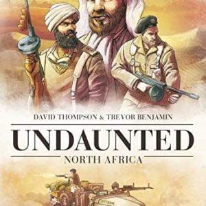 Stalo žaidimas Undaunted North Africa