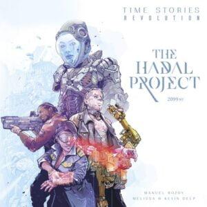 Stalo žaidimas T.I.M.E Stories Revolution - The Hadal Project
