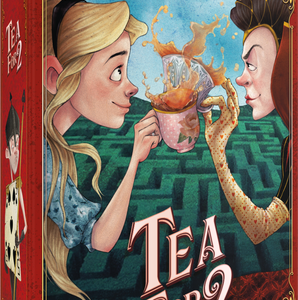 Stalo žaidimas Tea For 2
