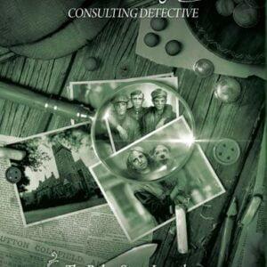 Stalo žaidimas Sherlock Holmes Consulting Detective The Baker Street Irregulars