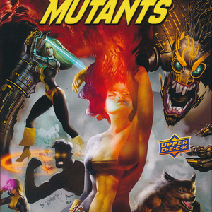 Stalo žaidimas Legendary New Mutants A Marvel Deck Building Game