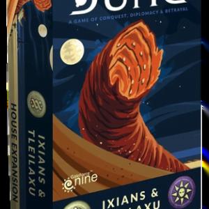 Stalo žaidimas Dune The Ixians and the Tleilaxu House