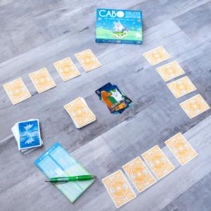 Stalo žaidimas Cabo (Deluxe Edition)