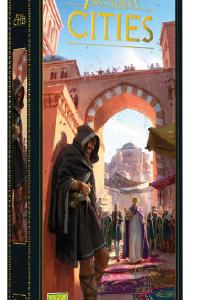 Stalo žaidimas 7 Wonders (Second Edition): Cities