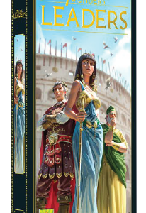Stalo žaidimas 7 Wonders (Second Edition): Leaders