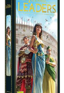 Stalo žaidimas 7 Wonders (Second Edition): Leaders