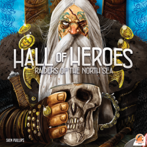 Stalo žaidimas Raiders o North Sea Hall of Heroes