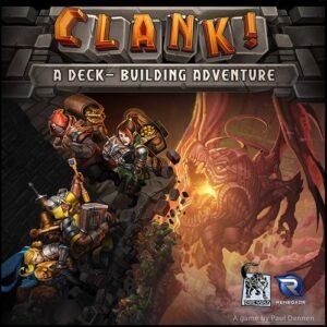 Stalo žaidimas Clank!