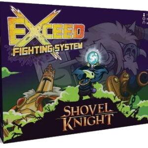 Stalo žaidimas Exceed - Shovel Knight - Shadow Box