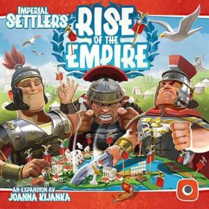 Stalo žaidimas Imperial Settlers Rise of the Empire