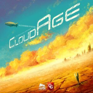 Stalo žaidimas CloudAge