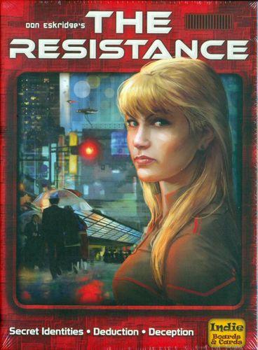 Stalo žaidimas Resistance (3rd Ed)
