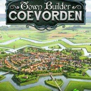 Stalo žaidimas Town Builder Coevorden