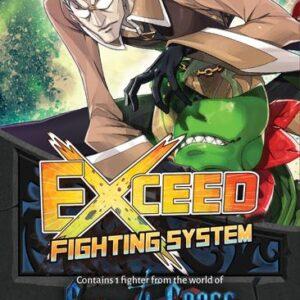 Stalo žaidimas Exceed: Sydney & Serena Solo Fighter (išpakuotas)